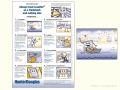 Cartoons en flyer voor Markenizer