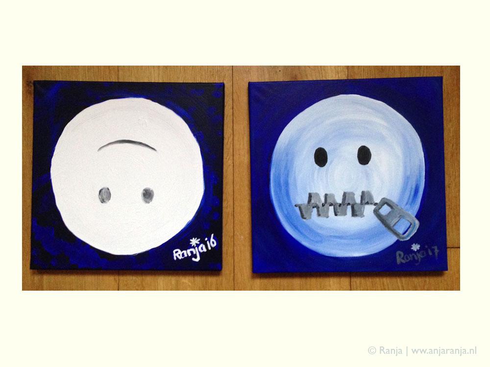 Smiley 1 en 2